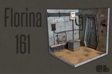 Alien 3 diorama